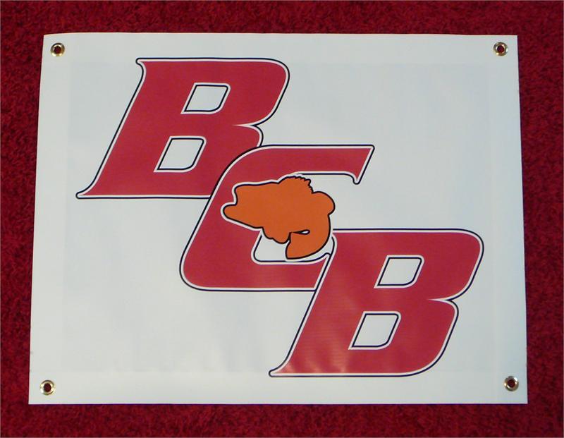 Bass Cat Banners