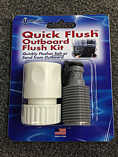 Outboard Flush Kit