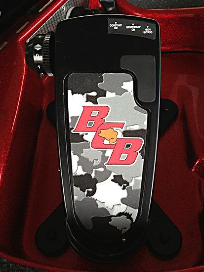 Bass Cat Motorguide Tour Edition Foot Pads