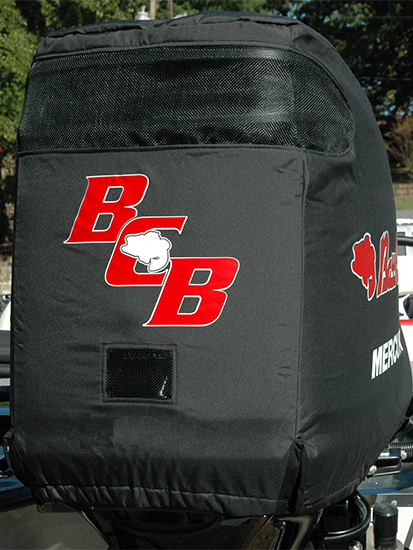 Bass Cat Vented Motor Cover