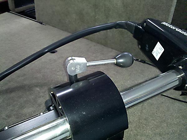 Quickslip Trolling Motor Adjustment