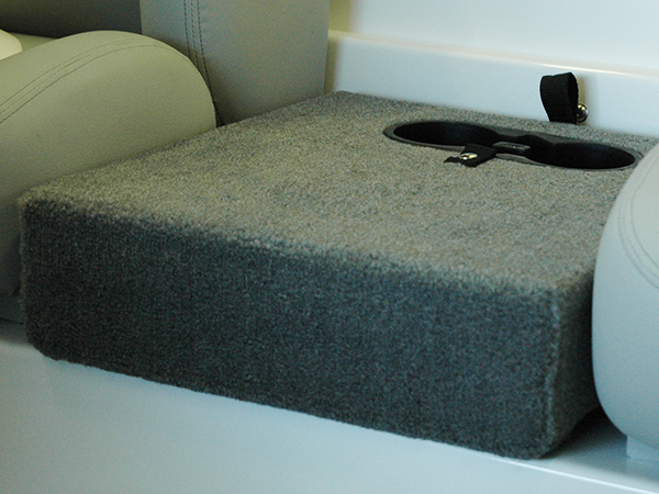 Step Deck Trailer >> Carpeted Step Box