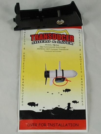Transducer Shield and Saver - Humminbird Si