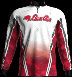 Bass Cat Red Logo T-Shirt